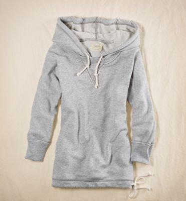 Aerie Cozy French Terry Popover - aerie