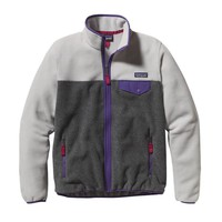 Patagonia Women's Full-Zip Snap-T® Fleece Jacket | Ultramarine