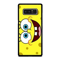 SPONGEBOB 1 Samsung Galaxy Note 8 Case Cover
