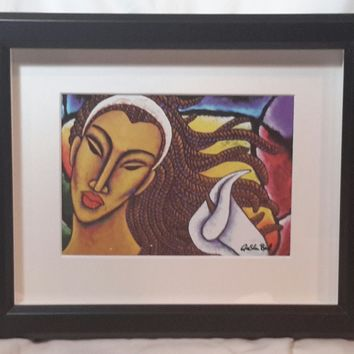 Love Come Quick Framed Art
