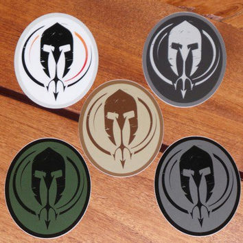 Chase Tactical Logo Decal