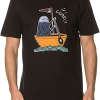 GNARLY SAIL HAIRY SS TEE