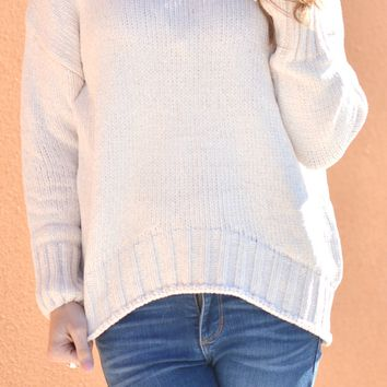 At It Again Sweater - Ivory