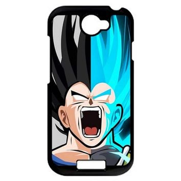 Vegeta HTC One S Case