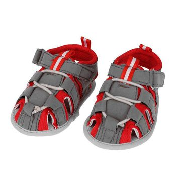 Summer Shoes Baby Boys Soft Sandals