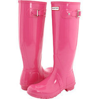 Hunter Original High Gloss Fuschia - Zappos.com Free Shipping BOTH Ways