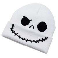 The Nightmare Before Christmas Jack Skellington Beanie - Men