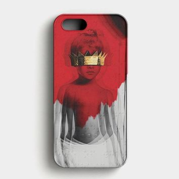 Rihanna Album Artwork iPhone SE Case