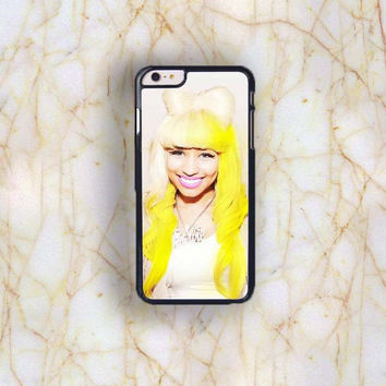 Dream colorful Dream colorful Nicki Minaj Plastic Case Cover for Apple iPhone 6 Plus 4 4s 5 5s 5c 6