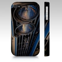Chevy Impala - Iphone, 4, 4s. 5, Samsung Galaxy S3 & S4 Case - Vintage, Antique, Car, Man, For Him, Muscle, Automobile,  Cover, Supernatural