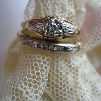 Heirloom Wedding Rings Wedding Gallery