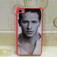 "Iphone 4/4S Case, Designer ""Charming"" Case, Once Upon A Time Inspired Cell Phone Case"