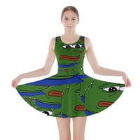 Pepe The Frog Dress