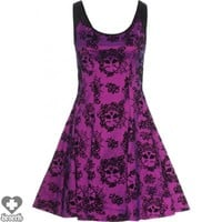 Dress | Purple Rain
