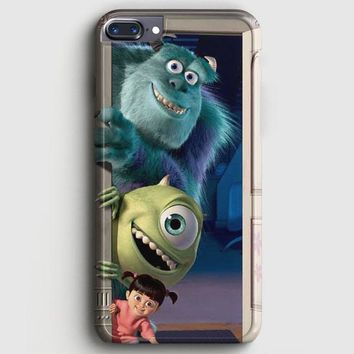 Monsters Inc Quotes iPhone 8 Plus Case | casescraft