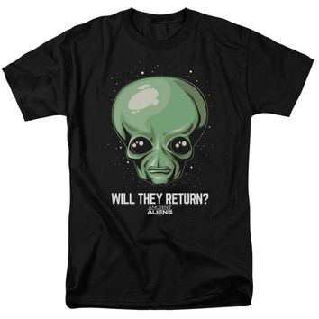 Ancient Aliens - Will They Return T-Shirt
