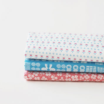 "Quarter Fabric Pack - Cotton, Dailylike ""Alley"""