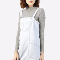 Patty Denim Jumper Dress