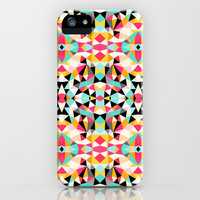 Kawaii Tribal iPhone & iPod Case by Beth Thompson