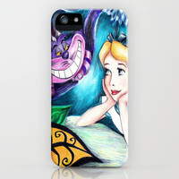 Curious iPhone Case by Krista Rae | Society6