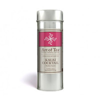 ART OF TEA 3oz KAUAI COCKTAIL - TALL RETAIL CANISTER