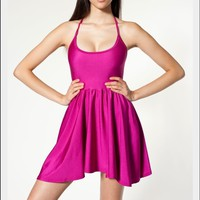 American apparel figure skater dress