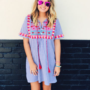 Belize Babe Dress