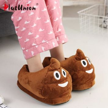 adult cartoon indoor slippers furry fluffy rihanna winter slides fur flip flops women