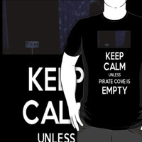 Five Nights at Freddy's: Keep Calm Unless Pirate Cove is Empty
