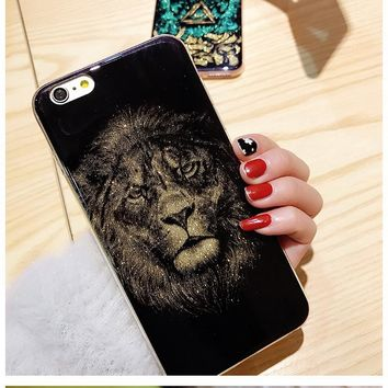 Phone Cases for iPhone 8 7 Plus 6 6s Plus Soft TPU Back Case Cover for Girl Men