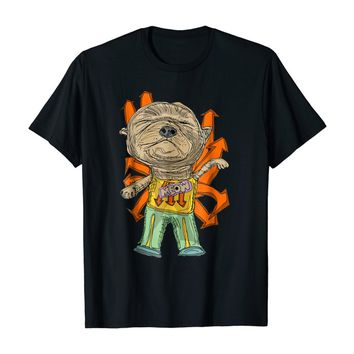 Cute & Funny Rock Cat Tshirt