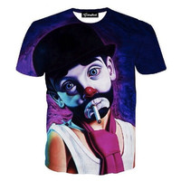 Smoking Clown Tee