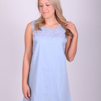 Resort Life Denim Dress