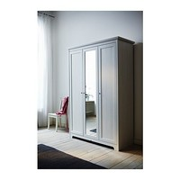 ASPELUND Wardrobe with 3 doors   - IKEA