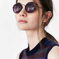 Backstage Small Round Sunglasses