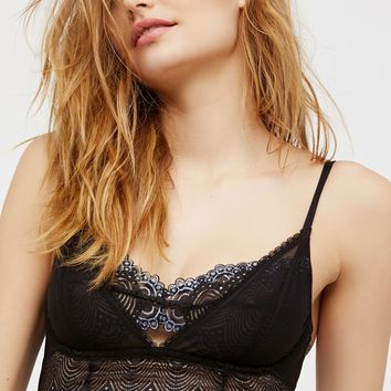 Free People Sparks Fly Underwire Bra