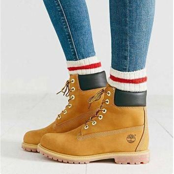 Timberland   Women's Earthkeepers? Glancy 6-Inch Boots