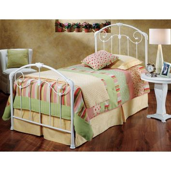 325BTWR Maddie Bed Set - Twin - w/Rails