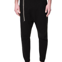 ZIP TROUSERS - Stock clearance - Man | ZARA United States