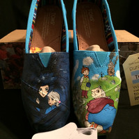 Howl's Moving Castle Toms