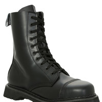 Demonia By Pleaser Rocky 10 Black Boots