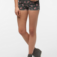 BDG Erin High-Rise Denim Short - Printed