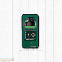 Football 2, Handheld Game, Custom Phone Case for Galaxy S4, S5, S6