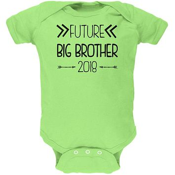 Future Big Brother Arrows 2018 Soft Baby One Piece