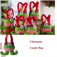 Elves Elf Candy Bags Gift Bag Christmas Tree Decoration Home Decor New Year [8270477505]