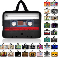 "Neoprene Laptop Sleeve Case Cover For 7 8 10 12 13 15 17 17.3 inch 14.1"" Notebook Netbook Mini PC Capa Para Notebook 15.6 13.3 #"