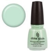 China Glaze Nail Polish Up Away RE-FRESH MINT Lacquer 80937 .5 oz Salon refresh