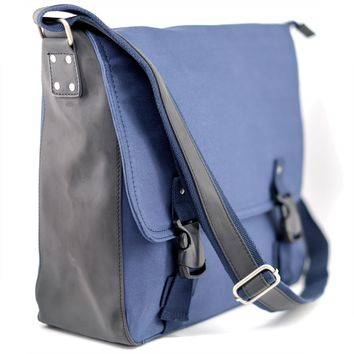 Reflective Computer Bag for Commuters and Students