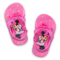 Minnie Mouse Flip Flops for Baby - Pink