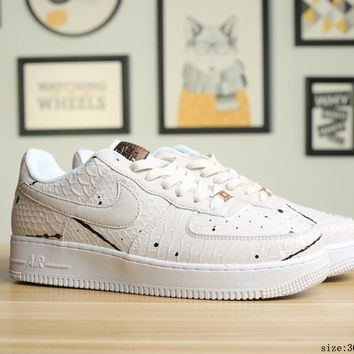 Nike Air Force 1 Upstep  Running Shoes